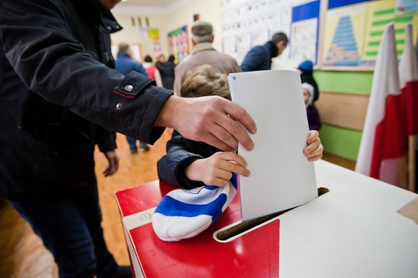 W maju Polacy znów pójda  do wyborów /Jarosław Respondek /Reporter