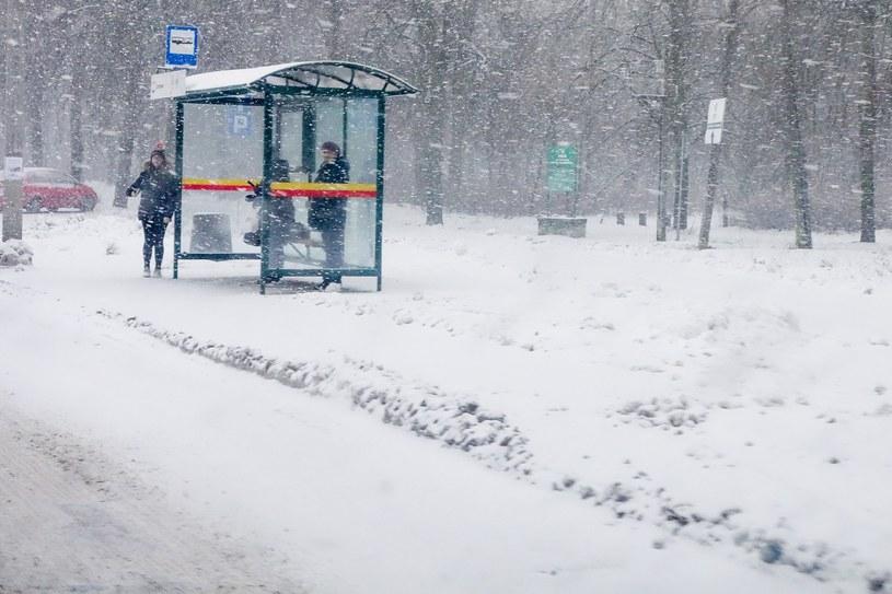 W Małopolsce i na Podkarpaciu prognozuje się temperaturę minimalną w nocy miejscami do -20°C /Piotr Kamionka/REPORTER /Reporter