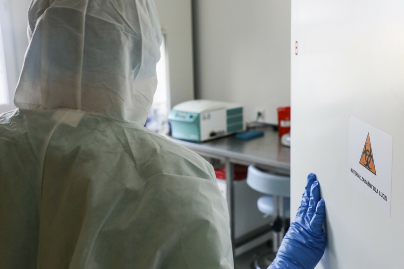 W Małopolsce testami na obecność koronawirusa zainteresowanych jest około ośmiu tysięcy nauczycieli /Jakub Kaminski/East News /East News