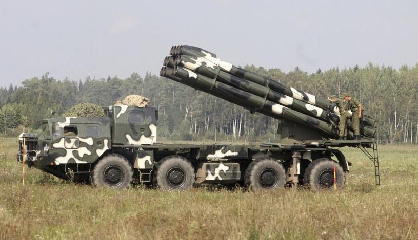 W manewrach biorą udział wszystkie rodzaje sił zbrojnych Rosji i Białorusi /Vayar Military Agency /East News
