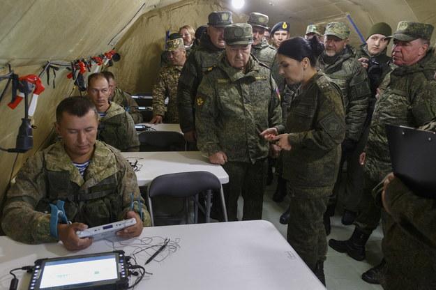 W manewrach Zapad 21 weźmie udział 200 tys. żołnierzy /RUSSIAN DEFENCE MINISTRY/HANDOUT /PAP/EPA