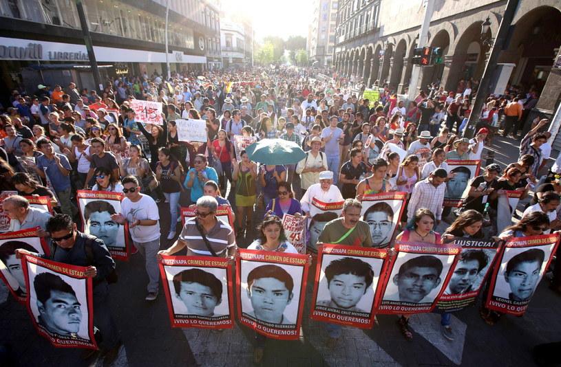 W manifestacji wzięło udział kilka tysięcy osób /PAP/EPA