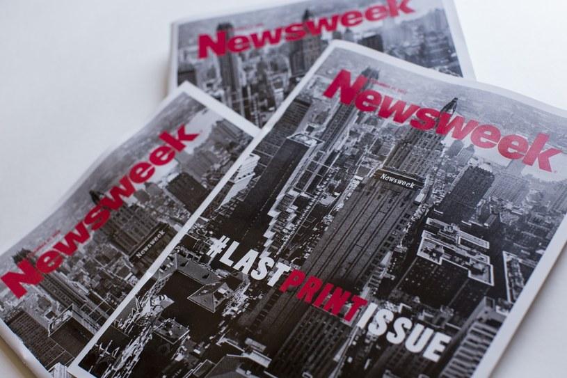 W marcu 2013 w USA ukazało się ostatnie papierowe wydanie Newsweeka /East News