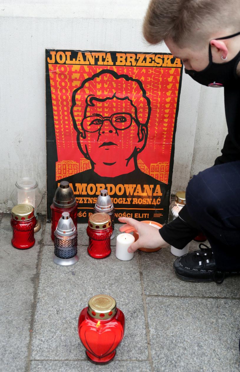 W marcu 2021 r. minęło 10 lat od śmierci Jolanty Brzeskiej /Beata Zawadzka/East News /East News