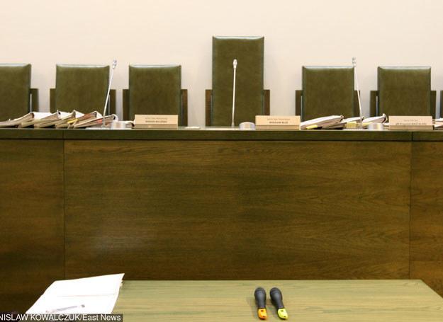 W marcu Wojskowy Sąd Okręgowy w Warszawie wymierzył trzem oskarżonym kary w zawieszeniu /STANISLAW KOWALCZUK /East News