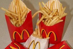 W McDonald's  nic się nie marnuje
