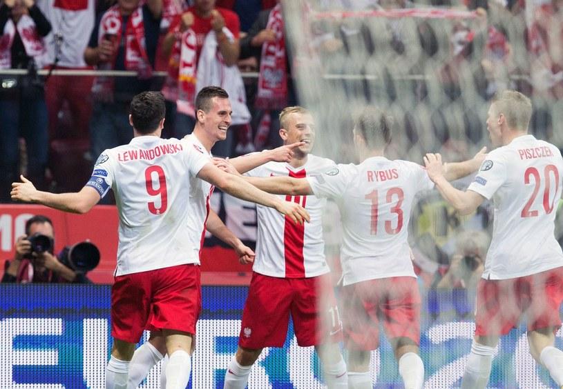 W meczach ze Szkocją i Irlandią Orły chcą być znowu zwycięskie! /AFP