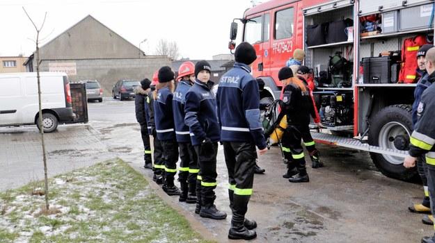 W mieście działa Młodzieżowa Drużyna Pożarnicza /Michał Dukaczewski /RMF FM
