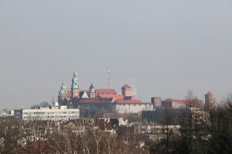 W mieście normy pyłów zawieszonych przekraczane są przez 200 dni w roku /Szymon Blik /Reporter