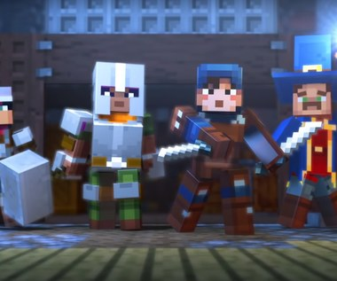 W Minecrafta da się grać z wykorzystaniem wzroku