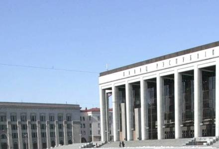 W Misnku będzą ulice m.in. im. Giedroycia i Czeczota /AFP