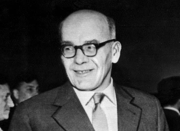 W momencie wybuchu Władysław Gomułka wciąż przebywał w kopalni /AFP