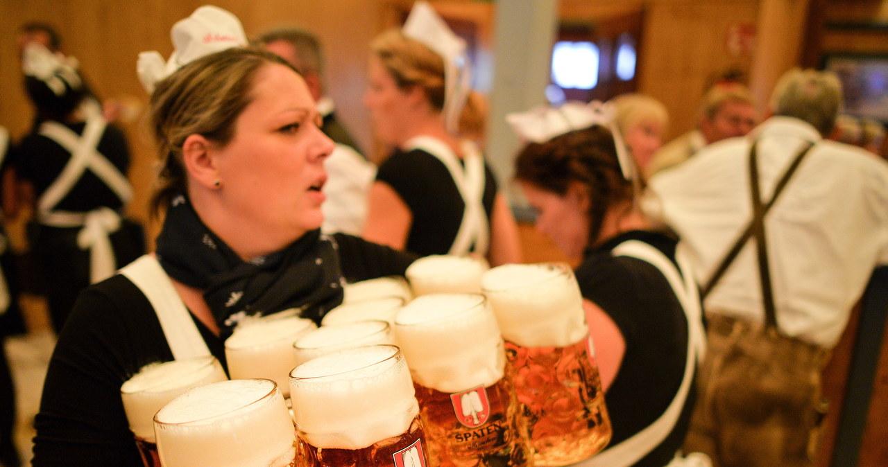 W Monachium rozpoczął się największy festiwal piwny na świecie