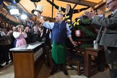 W Monachium rozpoczęło się 183. święto piwa - Oktoberfest