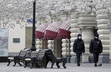 W Moskwie łamiących kwarantannę wyłapie system rozpoznawania twarzy