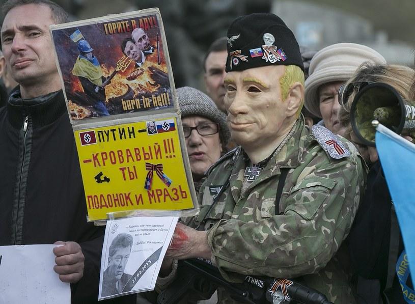 W Moskwie protestowało ponad 50 tys. osób /PAP/EPA