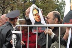 W Moskwie uczczono pamięć Anny Politkowskiej, zastrzelonej w urodziny Putina