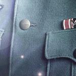 W mundurze ze swastyką
