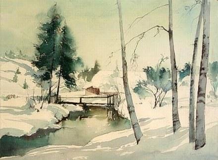 W Muzeum Miedzi otwarto wystawę prac Wolfa Rohrichta - Akwarele /Legnica24.net