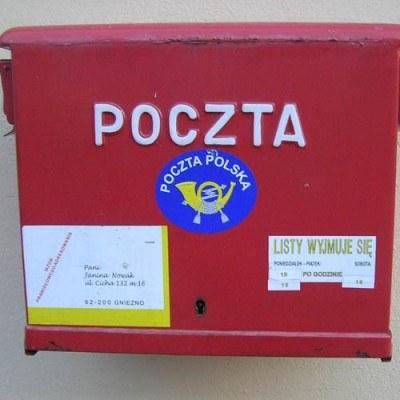W myśl nowej strategii Poczta Polska zamierza mocno wejść na rynek usług logistycznych /INTERIA.PL