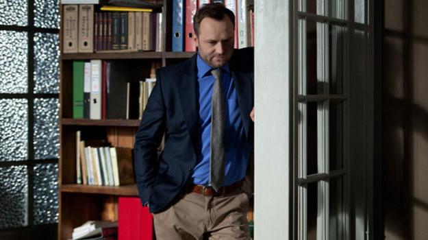 - W nadchodzącej serii odkryjemy tajemnicę historii osobistej Marka i jego rodziny - zdradza producent serialu Bogumił Lipski. /Agnieszka K. Jurek /TVN
