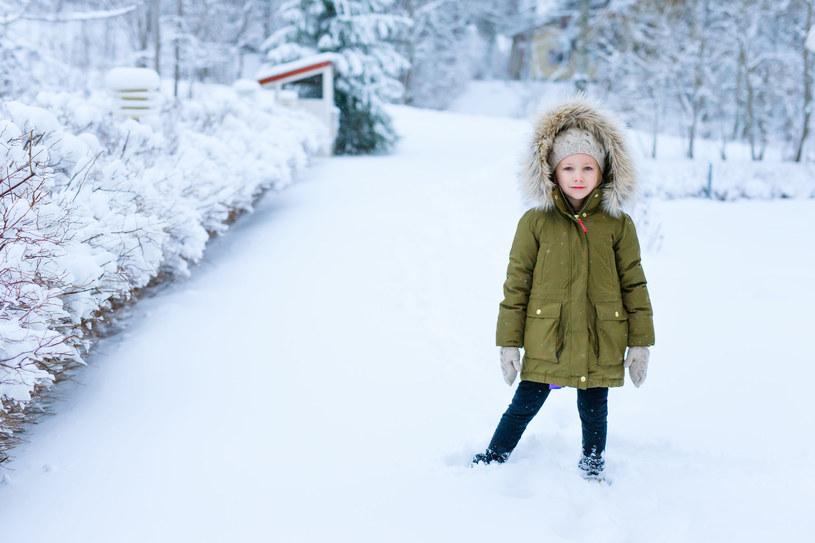W najbliższych dniach prognozujemy opady śniegu /123RF/PICSEL