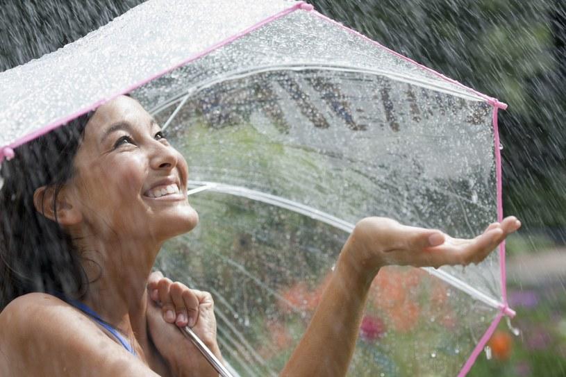 W najbliższych dniach spadnie dużo deszczu /123RF/PICSEL