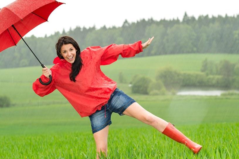 W najbliższych dniach spadnie sporo deszczu /123RF/PICSEL