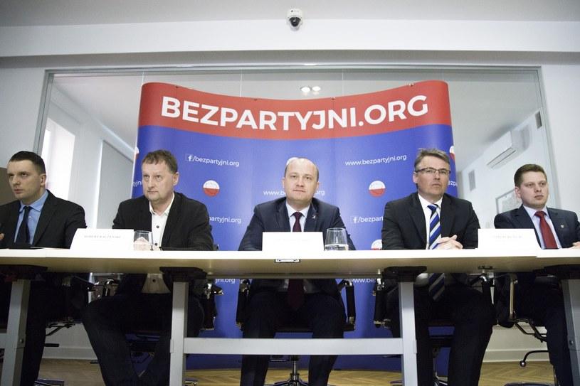 W najbliższych wyborach startują samodzielnie jako komitet wyborczy wyborców /Maciej Luczniewski/REPORTER /Reporter