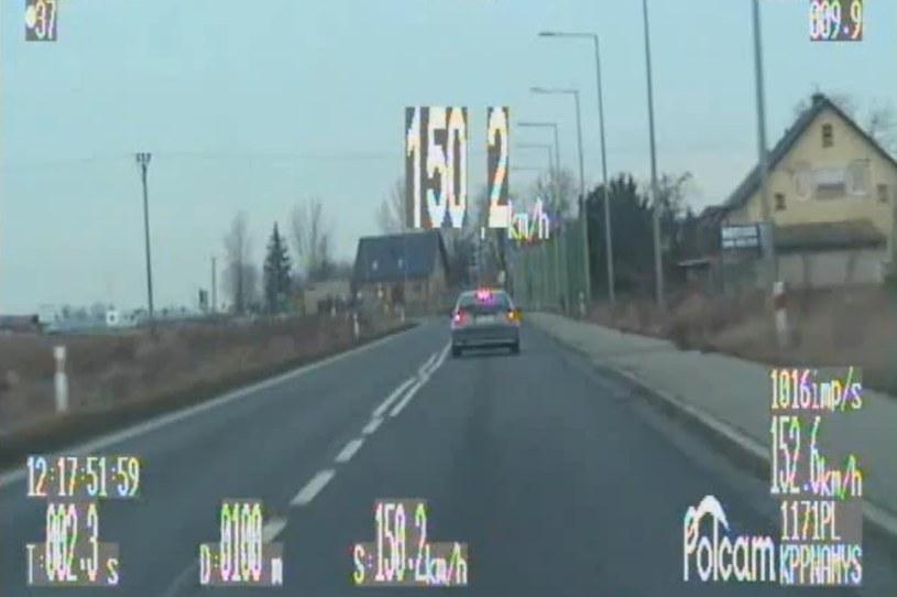 W najbliższym czasie mężczyna nie będzie miał okazji pojeździć swoim autem /Policja