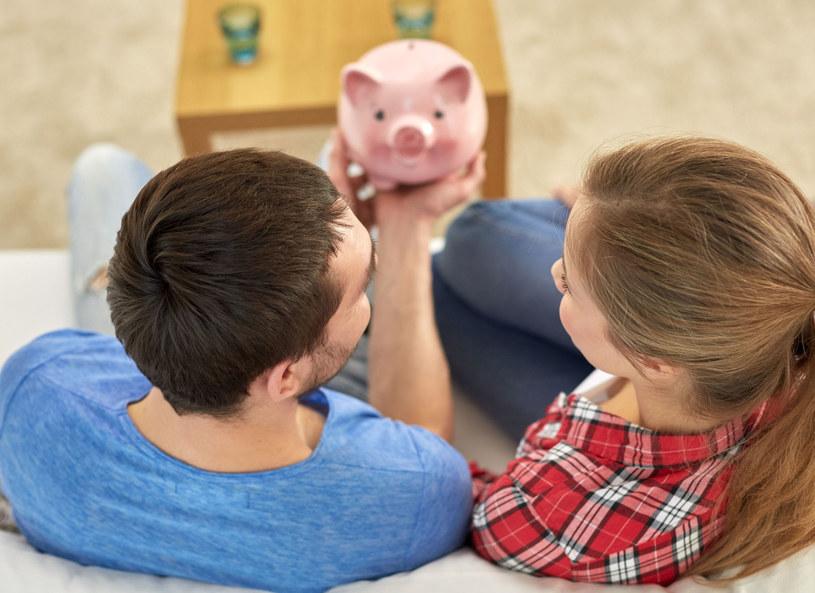 W naszym domu liczy się każdy grosz /123RF/PICSEL