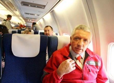 W naszym rządzie lubią podniebne wycieczki / fot. Piotr Bławicki /Agencja SE/East News