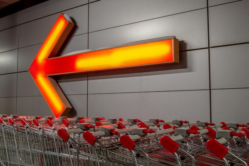 W niedzielę 10 stycznia sklepy będą zamknięte /123RF/PICSEL