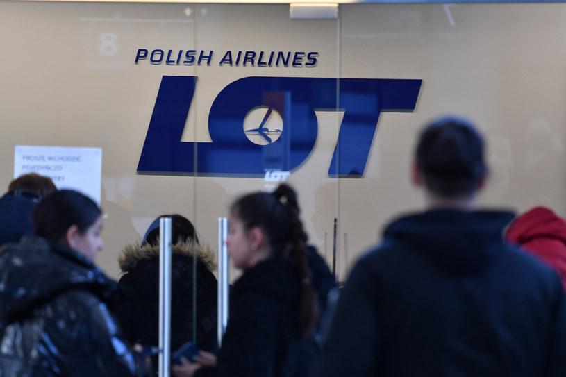 W niedzielę kolejnych sześć samolotów PLL LOT poleci po Polaków chcących wrócić do kraju /Wojciech Stróżyk /Reporter