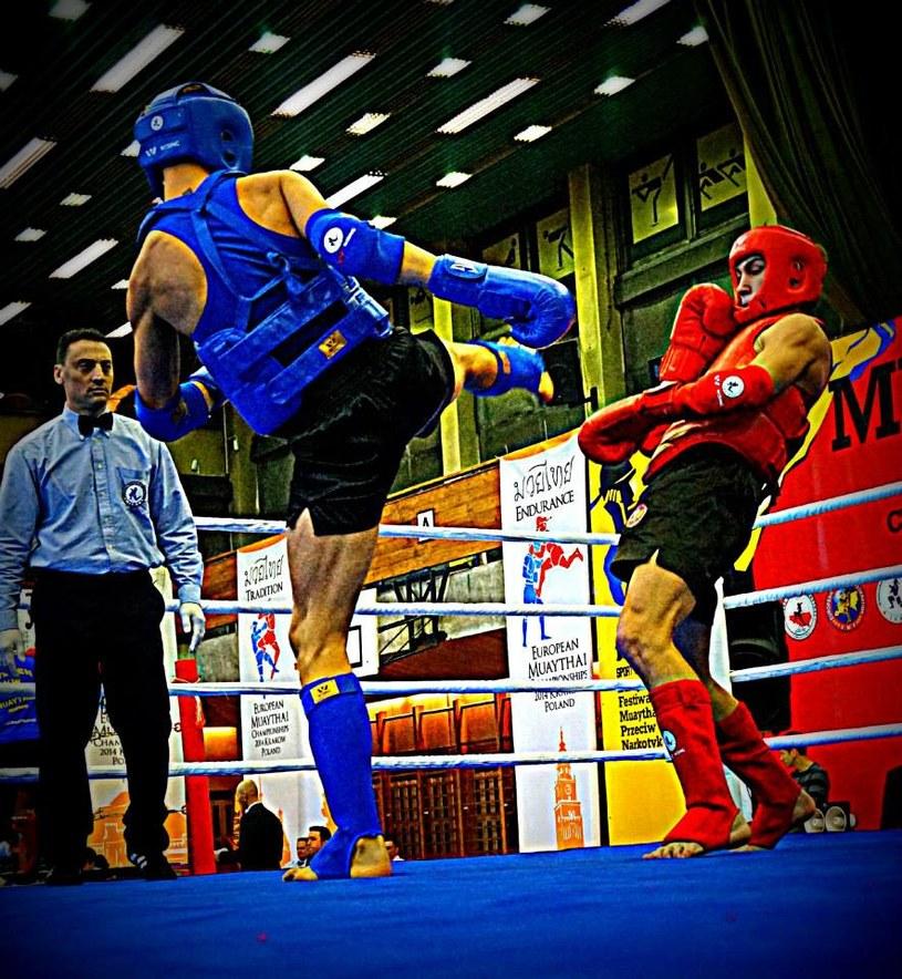 W niedzielę poznamy mistrzów Europy w tajskim boksie /Polski Związek Muaythai
