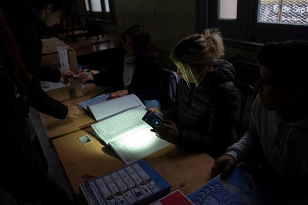 W niedzielę większość mieszkańców Argentyny nie miała prądu /Franco Trovato Fuoco /PAP/EPA