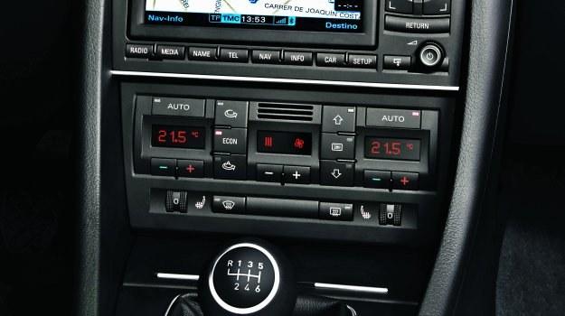 """W niektórych autach występuje jeszcze tryb """"eco"""", w którym sprężarka działa """"na pół gwizdka"""". /Motor"""