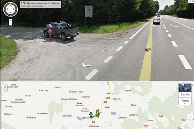 W niektórych krajach wścibstwo serwisu Street View zostało już oprotestowane /