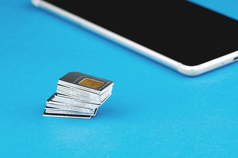 W niektórych smartfonach można umieścić więcej niż jedną kartę SIM /123RF/PICSEL