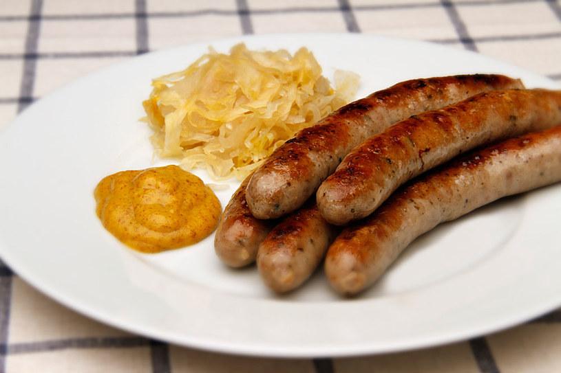 W Niemczech grill nie może się obejść bez bratwursta /123RF/PICSEL