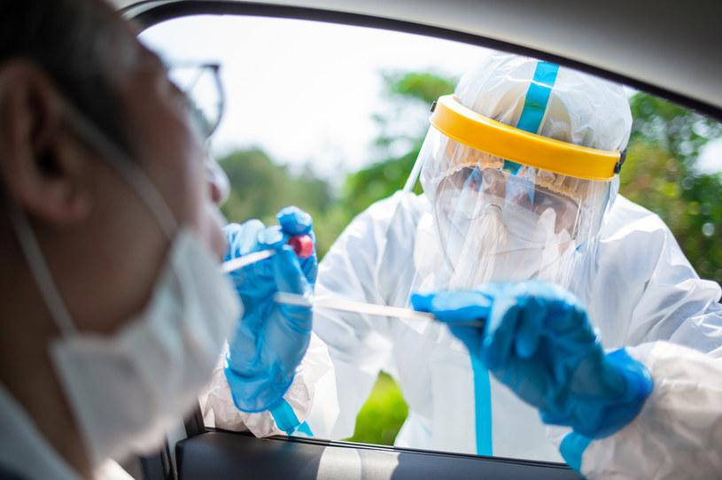 W Niemczech liczba zakażonych koronawirusem wzrosła o 53 proc. w ciągu ostatniego tygodnia /  ryanking999 /123RF/PICSEL