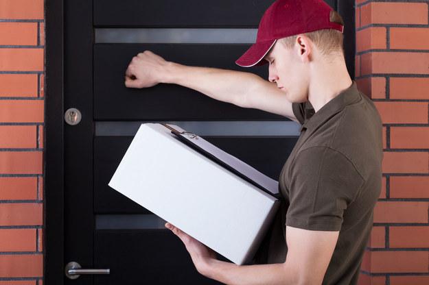 W Niemczech ponad 200 000 ludzi pracuje dla firm dostawczych /123RF/PICSEL