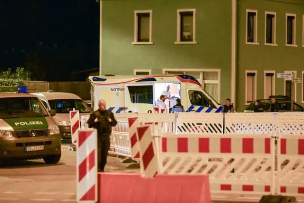 """W niemieckim Budziszynie przy granicy z Polską doszło do """"ekscesów z udziałem miejscowych i uchodźców"""" /CHRISTIAN ESSLER /PAP/EPA"""