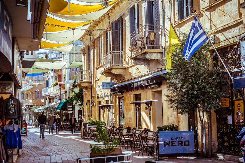W Nikozji łączą się dwa światy - grecki i turecki /123RF/PICSEL