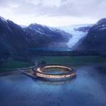 W Norwegii powstanie niezwykły hotel w kształcie pierścienia
