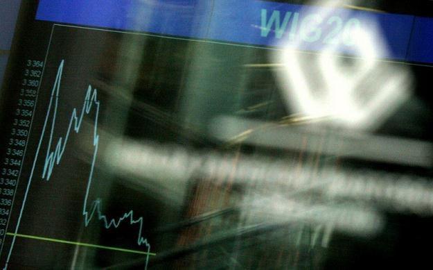 W notowaniach ciągłych na rynku akcji obroty wzrosły o 30 proc. /fot. Jacek Wajszczak /Reporter