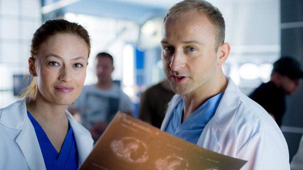 """W nowych odcinkach """"Learzy"""" Alicja Keller znajdzie nową miłość. Czy będzie nią Przemek Karski? /x-news/Piotr Litwic /TVN"""