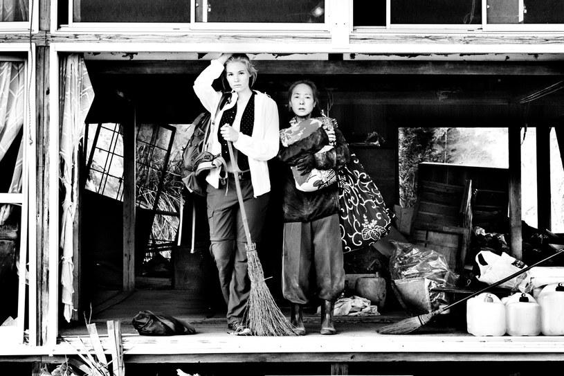 W nowym filmie Doris Dörrie główne role grają Rosalie Thomass i Kaori Momoi /materiały prasowe