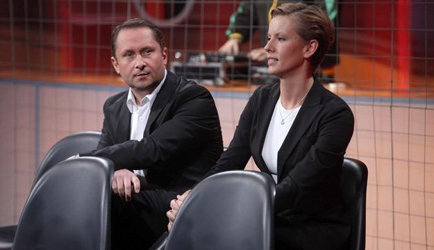 W nowym studiu TVN zobaczymy m.in. Kamila Durczoka i Anitę Werner /AKPA