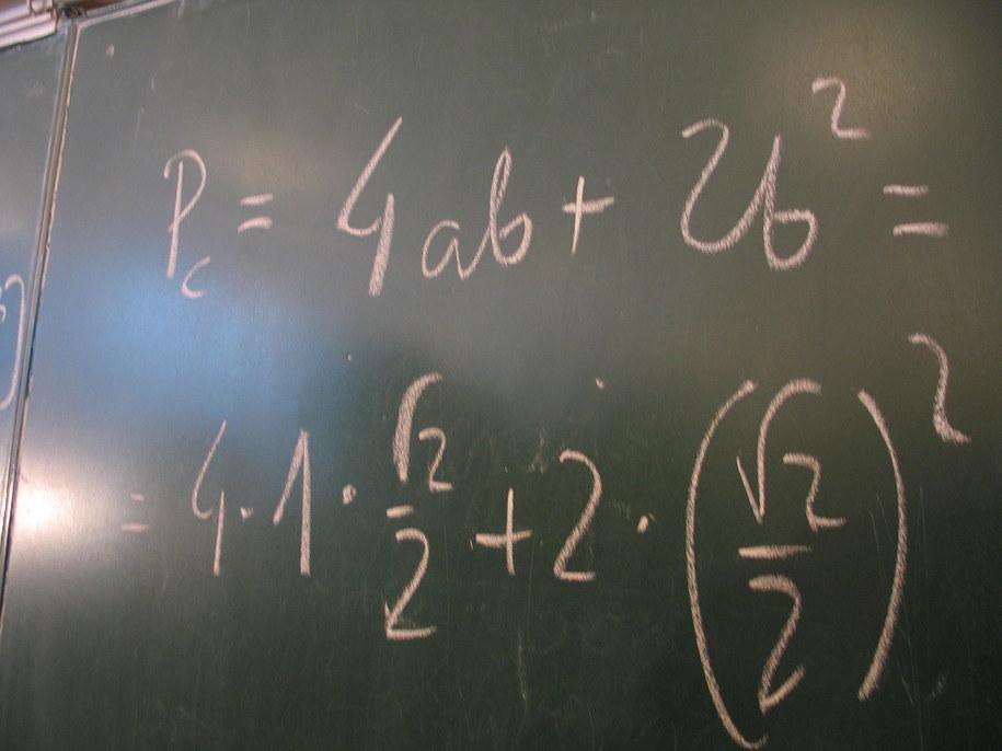 W obchody Dnia Liczby Pi zaangazowani są nie tylko matematycy. /Łukasz Wysocki /RMF FM